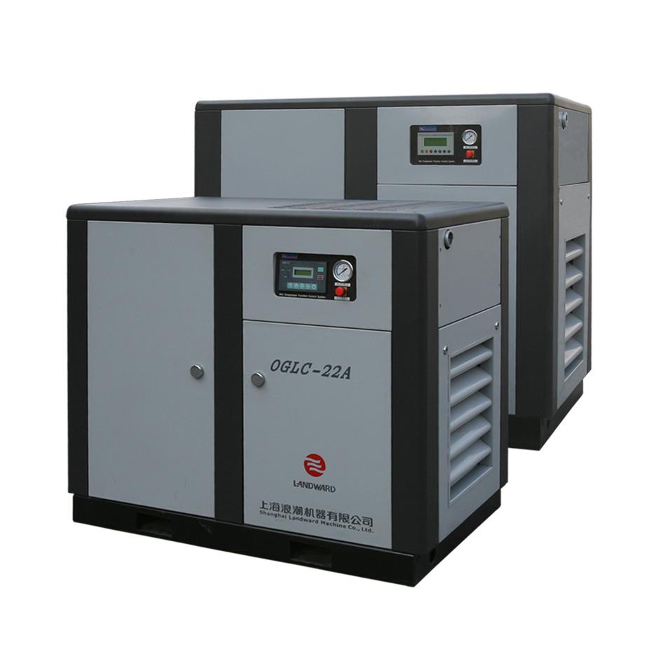 螺杆式静音空压机 油润式空气压缩机价格 - 中国供应商